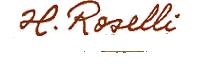 Roselli logo