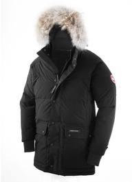 Canada Goose Emory Parka Black
