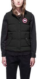Canada Goose Freestyle Crew Vest Black