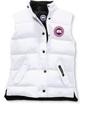 Canada Goose Freestyle Crew Vest White