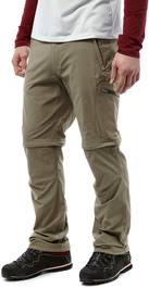Craghoppers Nosilife Pro Convertible Trousers Men Beige