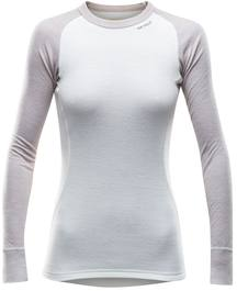 Devold Duo Active W Shirt Off White