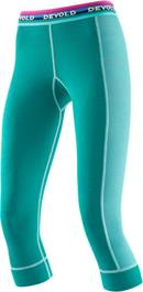 Devold Hiking 3/4 Pants Women Green