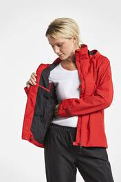 Didriksons Stratus Women'S Jacket Chili