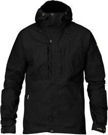 Fjällräven Skogsö Jacket Black