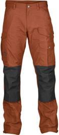 Fjällräven Vidda Pro Trousers Dark Orange