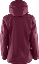 Haglöfs Astral Iii Jacket Women Dark Red