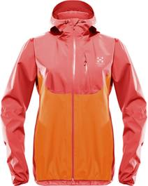 Haglöfs Gram Comp Jacket Women Orange/Red