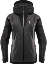 Haglöfs Kabi K2 Jacket Women'S Black/Grey