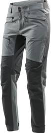 Haglöfs Rugged Flex Pants Women'S Harmaa / Musta