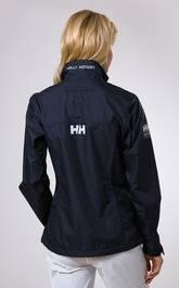 Helly Hansen Crew Jacket Women Navy