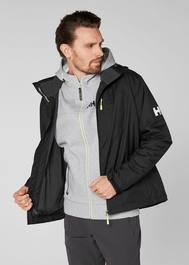 Helly Hansen Crew Midlayer Hooded