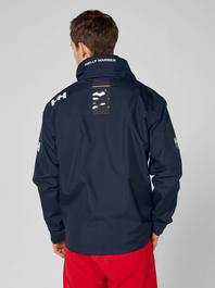 Helly Hansen Crew Midlayer Hooded Navy