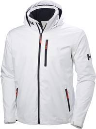 Helly Hansen Crew Midlayer Hooded Valkoinen