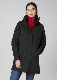 Helly Hansen Insulated Aden Coat Women Black