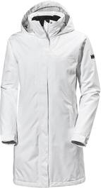 Helly Hansen Insulated Aden Coat Women White