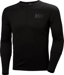 Helly Hansen Lifa Active Crew Men'S Black