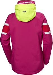 Helly Hansen Salt Flag Women'S Jacket Dragonfruit