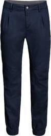 Jack Wolfskin Blue Lake Cuffed Pants M Dark Blue