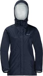Jack Wolfskin Cloudburst Jacket Women Night Blue