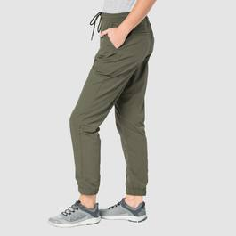 Jack Wolfskin Kalahari Cuffed Pants Women