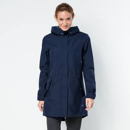 Jack Wolfskin Monterey Coat Women'S