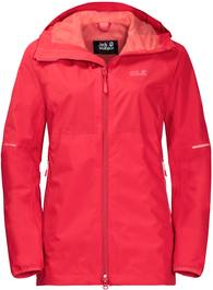 Jack Wolfskin Sierra Pass Jacket Women Red