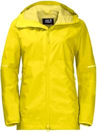 Jack Wolfskin Sierra Pass Jacket Women Yellow