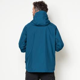 Jack Wolfskin Sierra Trail Jacket Men Glacier