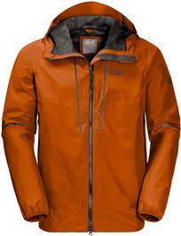 Jack Wolfskin Sierra Trail Jacket Men Orange