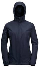 Jack Wolfskin Stormy Point Women'S Jacket Night Blue