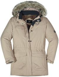 Jack Wolfskin Baffin Jacket Women pure sands