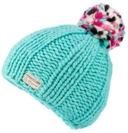 Kusan Multi Bobble Hat Aqua