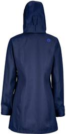 Marmot Essential Long Jacket Women'S Navy