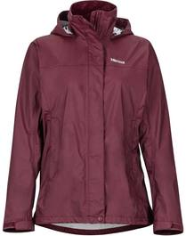 Marmot Precip Women'S Jacket Dark Red