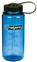 Nalgene Wide Mouth 1,0 Tritan Blue