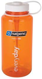 Nalgene Wide Mouth 1,0 Tritan Orange