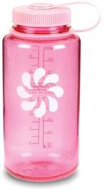 Nalgene Wide Mouth 1,0 Tritan Pink