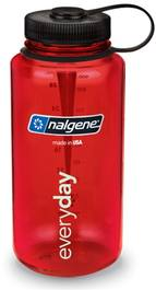 Nalgene Wide Mouth 1,0 Tritan Red