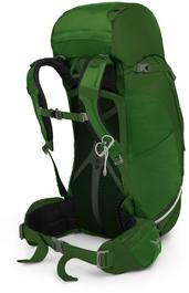 Osprey Kestrel 48 Green
