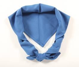 Partiotuote Partiohuivi, Sininen Blue