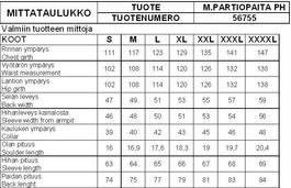 Partiotuote Partiopaita, Lyhythihainen, Ruskea Miesten