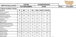 Partiotuote Partiopaita, Lyhythihainen, Ruskea Naisten