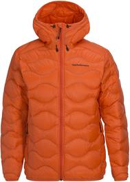 Peak Performance Helium Hood Jacket Spring 2018 Orange