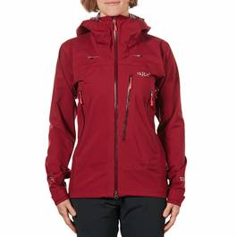 Rab Firewall Jacket Women'S Rococco