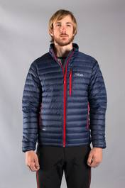 Rab Microlight Alpine Jacket 2017 Dark Blue
