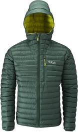 Rab Microlight Alpine Jacket 2017 Green