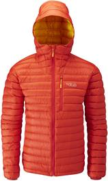 Rab Microlight Alpine Jacket 2017 Orange