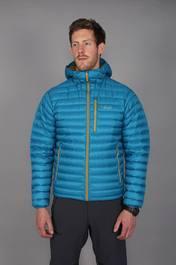 Rab Microlight Alpine Jacket 2017 Turquoise