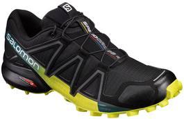 Salomon Speedcross 4 Black/Green